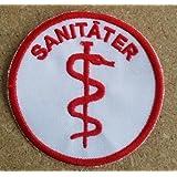 Sanitäter logo  Rückenschild