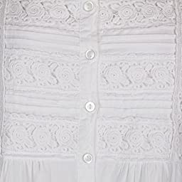 The 1 for U 100% Cotton Nightgown With Pockets - Isabella (Medium)