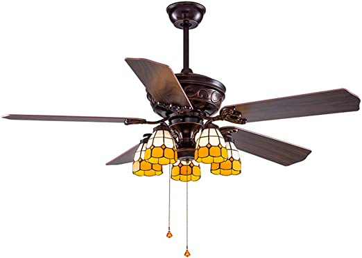 Ventiladores de Techo con lámpara Ventilador de Techo con luz ...