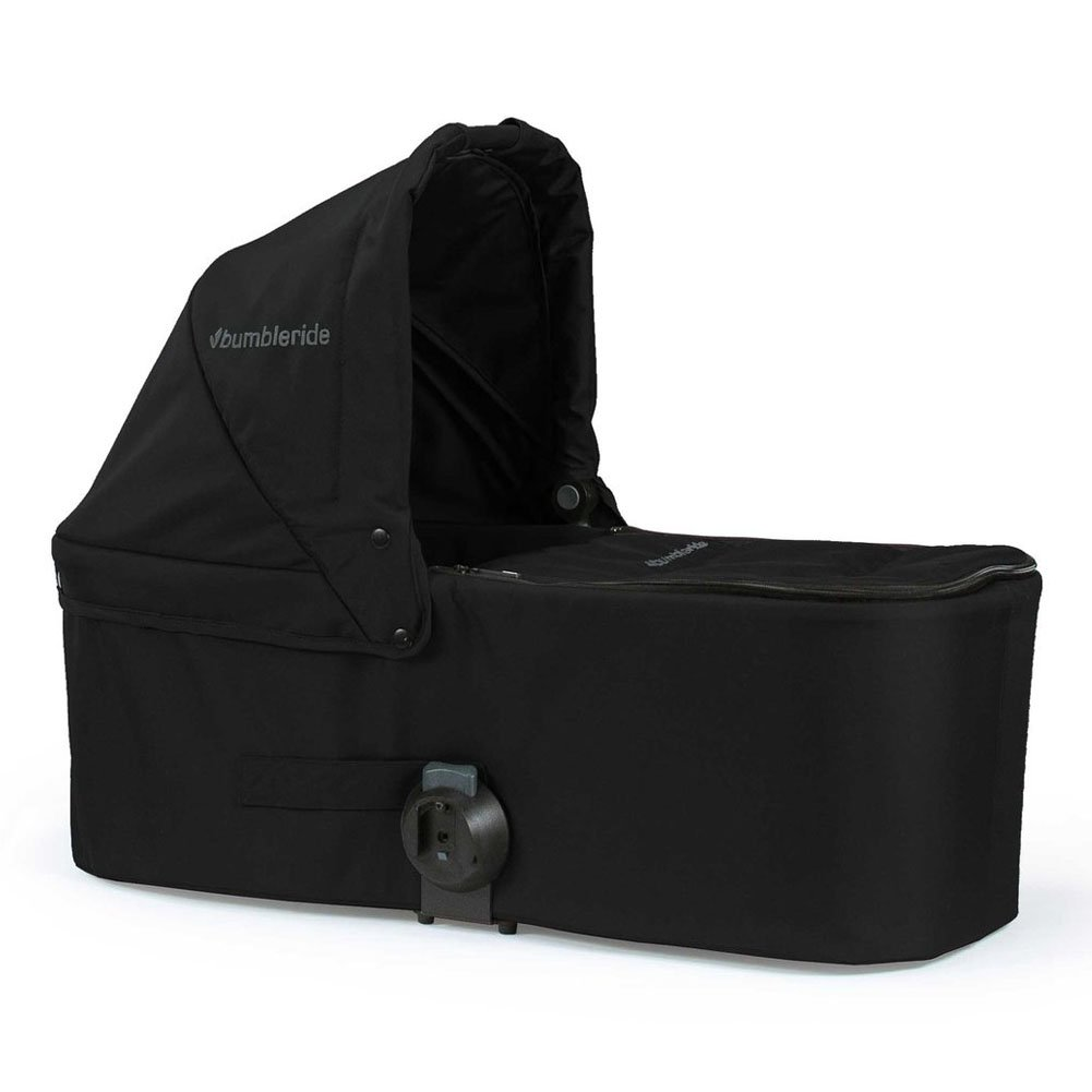 Bumbleride Bassinet for 2018 Indie/Speed Strollers - Matte Black