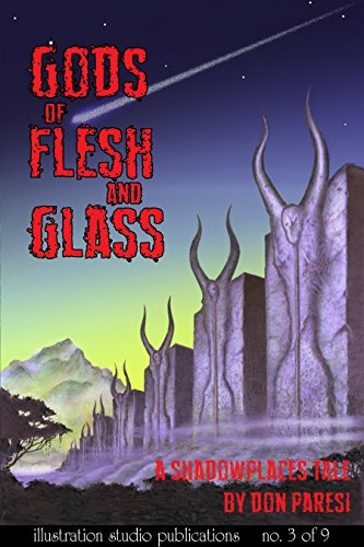 Glasses Close Encounter (Gods of Flesh and Glass: A Shadowplaces Tale)