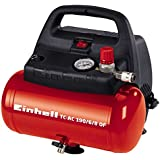 Einhell 4020495 TC-AC 190/6/8 OF Compressore, 1100 W, 8 bar
