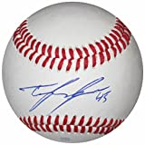 Tyler Skaggs, Los Angeles Angels, La Angles, Arizona Diamondbacks, Signed, Autographed, Baseball, a Coa with the Proof Photo of Tyler Signing Will Be Included