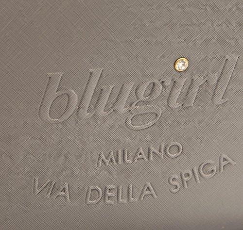 BLUGIRL Donna Grigio BLUGIRL Hobo Borsa Sandy Borsa RprqxR