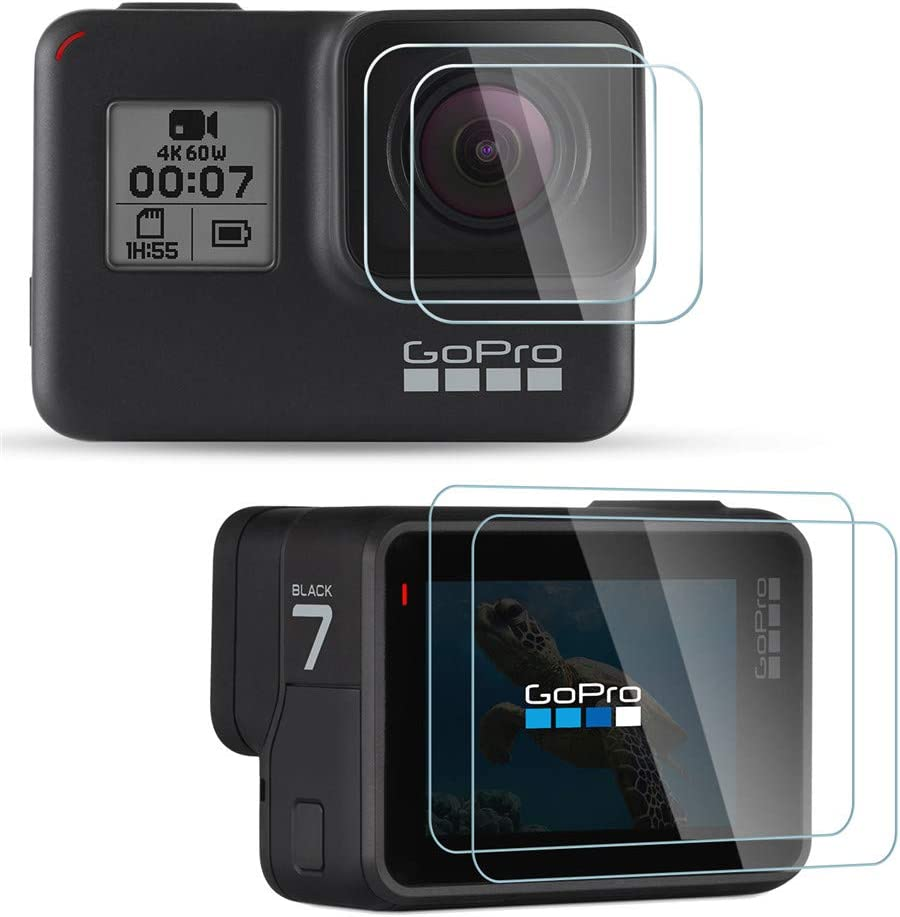 XtremeGuard Screen Protector For GoPro Hero 7 Anti-Scratch