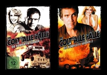 Ein Colt für alle Fälle, Staffel 1 & 2 [12 DVDs]: Amazon