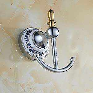 durable modeling linked to the continental/Bathroom hook/Coat hook/ wall-mounted coat hook-D