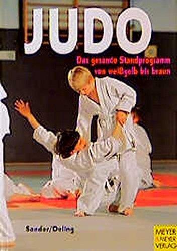 Judo. Das gesamte Standprogramm von weißgelb bis braun.