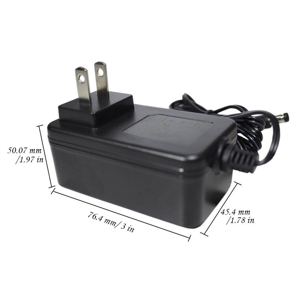 Amazoncom GLMING Power Supply Adapter FCC Level