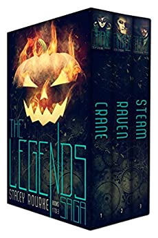 The Legends Saga Collection by [Rourke, Stacey]