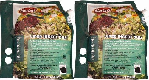 Martin's Viper Insect Dust Outdoor 8lb (2 x 4lb)