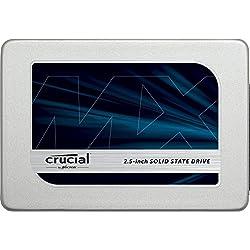 Crucial MX300 SSD 750GB, NAND 3D, SATA da 2.5 pollici