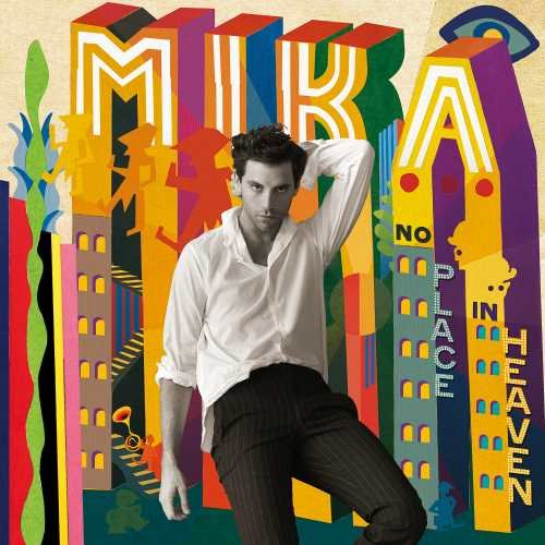 CD : Mika - No Place in Heaven
