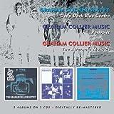 Deep Dark Blue Centre/Mosaics /  Graham Collier
