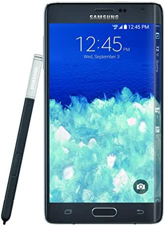 Samsung Galaxy Note Edge, Charcoal Black 32GB