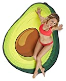 BigMouth Inc Gigantic Avocado Beach Blanket– Fun Beach Blanket Perfect for the Beach, Pool, Lake and More, Machine Washable