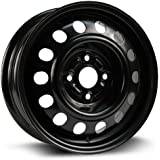 Alternative Steel Rim 14x5.5, 4-100, 54.1, +45, black finish X40720