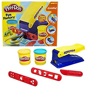 Play-Doh Fun Factory (Discontinued by manufacturer)