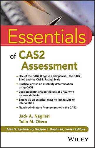 Essentials of CAS2 Assessment (Essentials of Psychological Assessment)