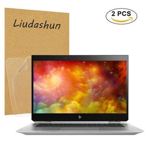 HP ZBook Studio x360 g5スクリーンプロテクター、HDクリアLCD傷防止指紋付着防止保護フィルムfor 15.6