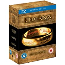 The Lord Of The Rings - Extended Trilogy