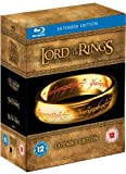 The Lord Of The Rings - Extended Trilogy [BLU-RAY]
