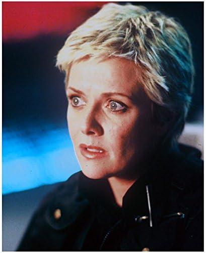 Stargate SG-1 Amanda Tapping as Samantha Carter Close Up with ...