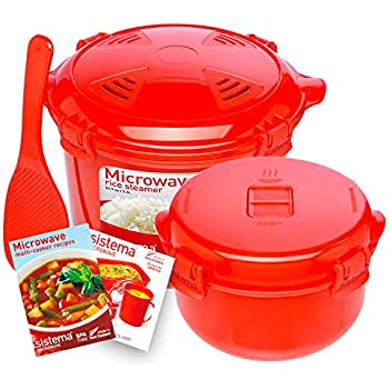 Amazon.com: Squish Collapsible Microwave Steamer, Green