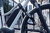 Abus Locks Chain 1010 Key City Bike Lock, 85cm