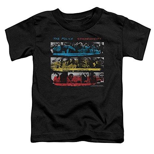 A&E Designs Kids The Police Syncronicity Album Toddler Shirt