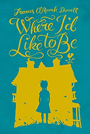 book cover of Where I\'d Like to Be