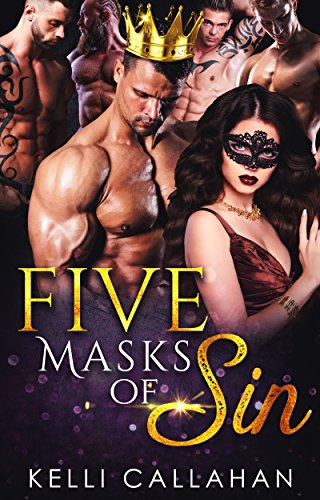 (Five Masks of Sin:  Reverse Harem Romance (Haremworld Book)