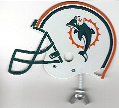 (Family Matters Yard Stake Dolphins Football Figure)