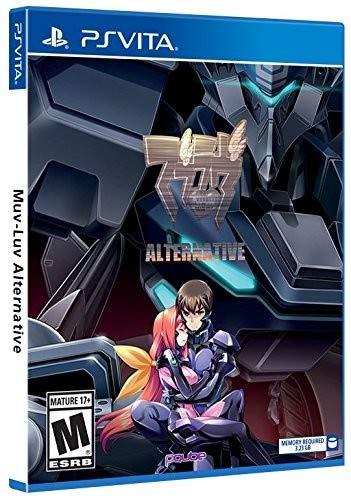 Muv-Luv Alternative - PlayStation Vita by PQube (Image #2)