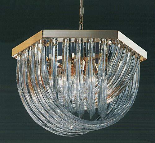 Classic Lighting 57065 Murano Glass
