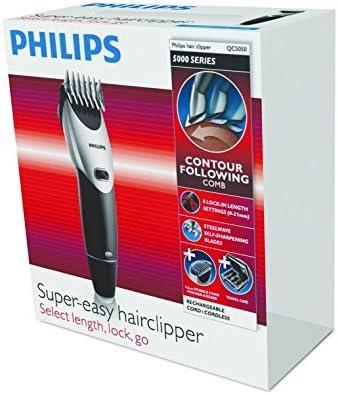 Philips Cortapelos QC5050/40 cortadora de pelo y maquinilla ...