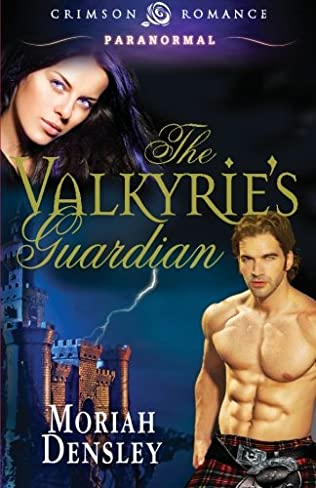 book cover of The Valkyrie\'s Guardian