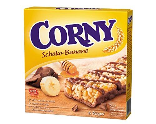 Corny Müsli-Riegel Schoko-Banane, 10er Pack (10 x 150g)