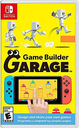 Game Builder Garage – Nintendo Switch