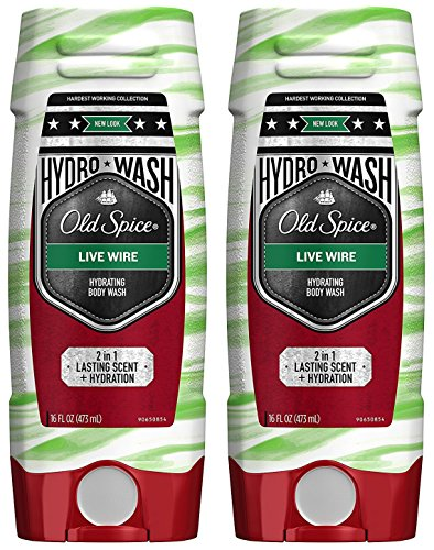 Old Spice Hydrating Body Wash - Hardest Working Collection for sale  Delivered anywhere in USA