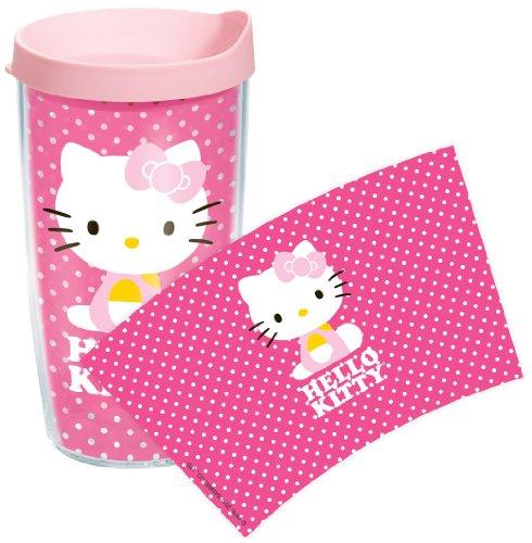 Tervis Hello Kitty Dots 16oz. Tumbler - HEKI-I-16-SIPD-WRA