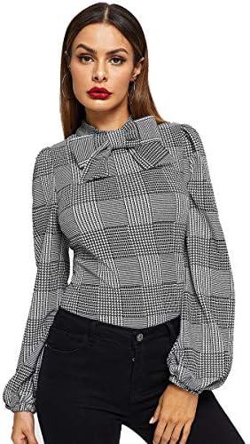 Romwe Womens Elegant Sleeve Office product image