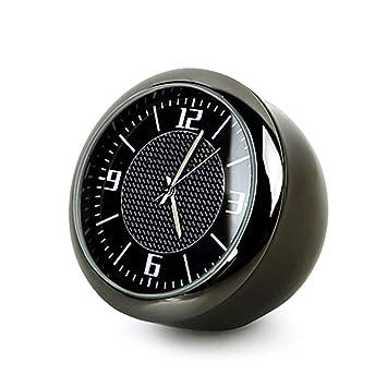 Aplicable Porsche Macan Cayenne Coche Reloj Digital Coche Luminoso Reloj Electrónico Reloj De Cuarzo Instrumento Decoración: Amazon.es: Coche y moto