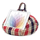 iBeani iPad & Tablet Stand/Bean Bag Cushion Holder for All Devices/Any Angle on Any Surface - Union Check