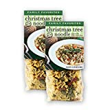 Pastabilities Christmas Tree Noodle Soup, 11.25 oz. (Pack of 2)
