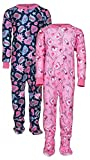Baby : Sweet & Sassy 2-Pack Baby Girls Blanket Sleeper Set, Size 5/6, Paris'