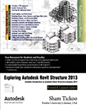 img - for Exploring Autodesk Revit Structure 2013 book / textbook / text book