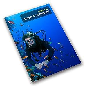 Libro de registro de buceo (PADI BSAC SSI)-: Amazon.es