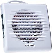 Exaustor Para Banheiro Exb, Ventisol, Branco 100 mm, 4623