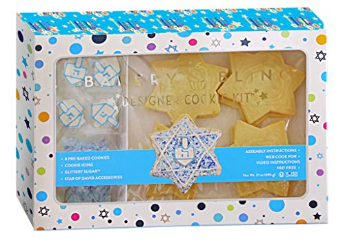 Hanukkah Designer Cookie Kit